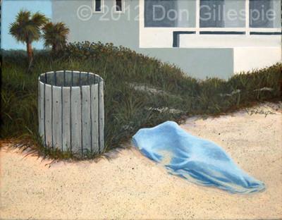 MADEIRA BEACH FL, DON GILLESPIE