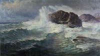 C H Grant Painting