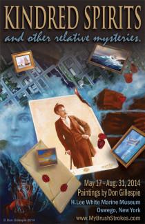 Cloning Neptune, W.R. Shayes, Oswego History